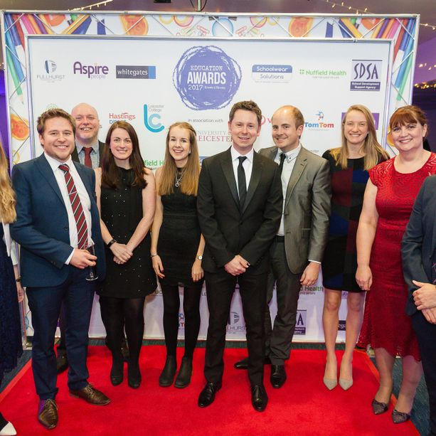 Leicester Mercury Education Awards 2018